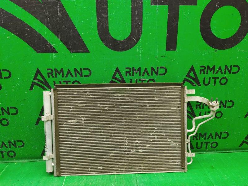 Радиатор кондиционера Kia Cerato 3 2013 (б/у)