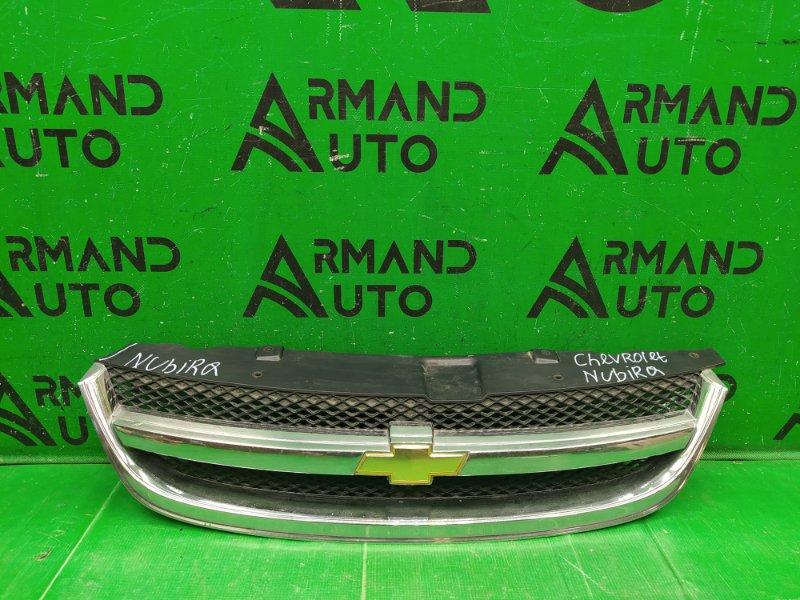 Решетка радиатора Chevrolet Nubira 1 2003 (б/у)
