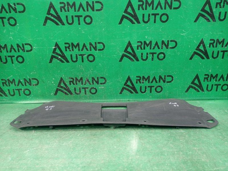 Накладка замка капота Audi Q3 8U 2011 (б/у)