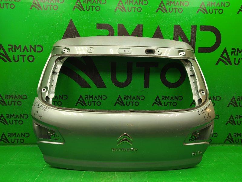 Дверь багажника Citroen C4 2 2010 (б/у)