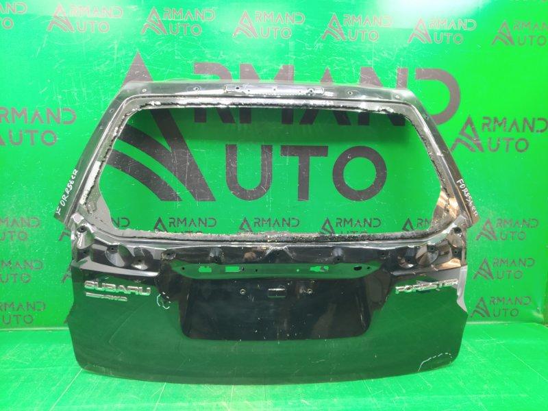 Дверь багажника Subaru Forester 4 SJ 2012 (б/у)