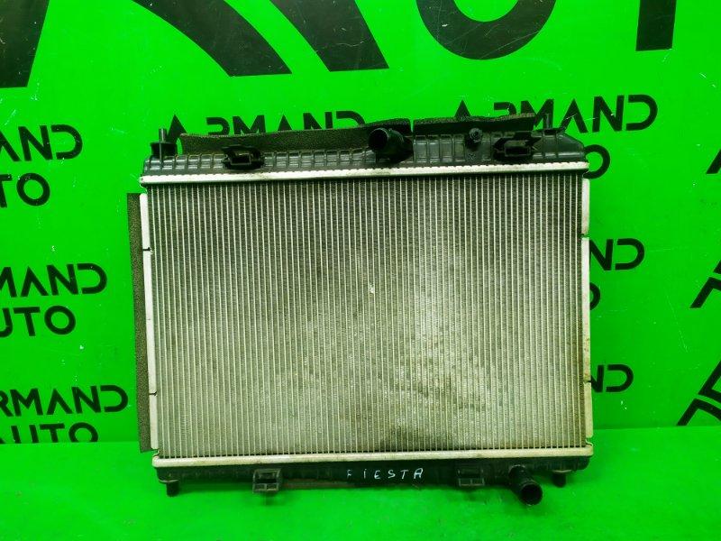Радиатор охлаждения Ford Ecosport 1 2014 (б/у)