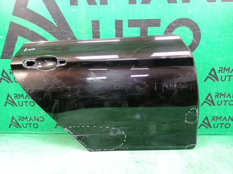 Дверь Bmw 3Gt F34 2011 задняя правая (б/у)