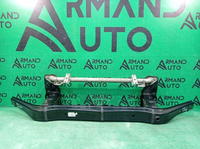 Усилитель бампера Mercedes Ml W166 X166 2011 передний (б/у)