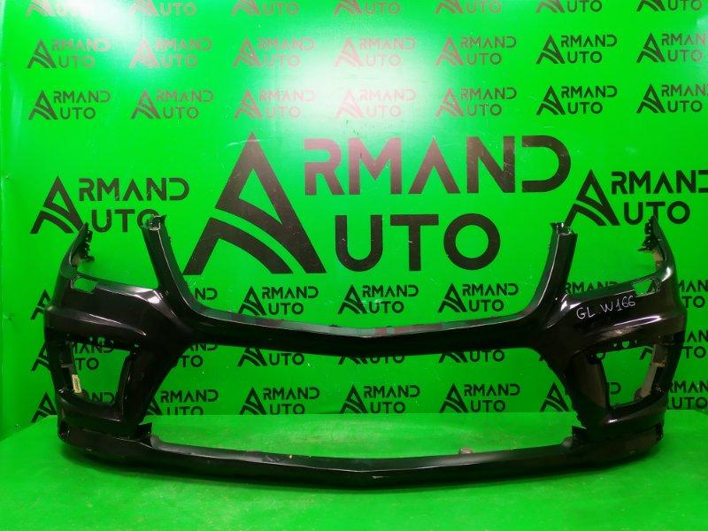 Бампер Mercedes Gl X166 2012 передний (б/у)