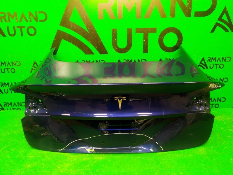 Крышка багажника Tesla Model 3 2017 (б/у)