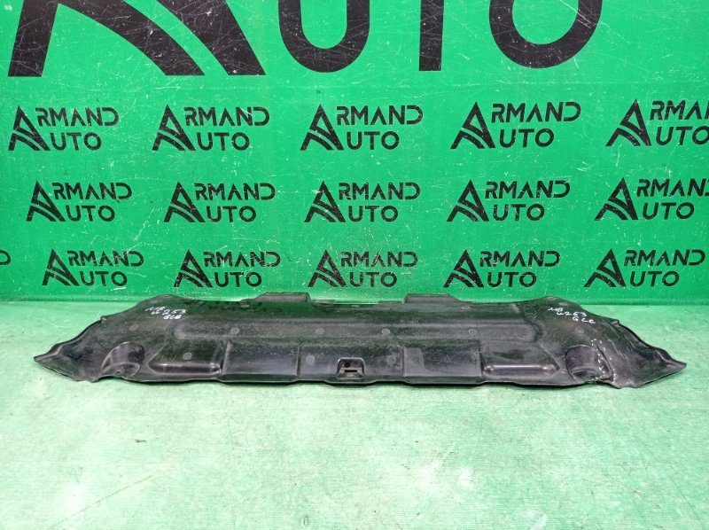 Защита бампера Mercedes Glc X253 2015 передняя (б/у)