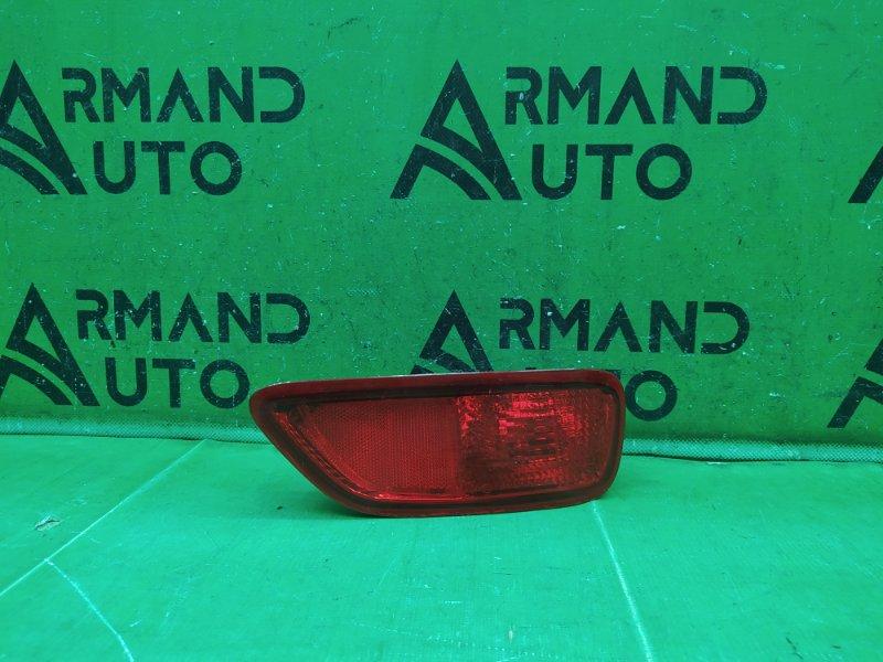 Катафот бампера Nissan Patrol Y62 2010 (б/у)