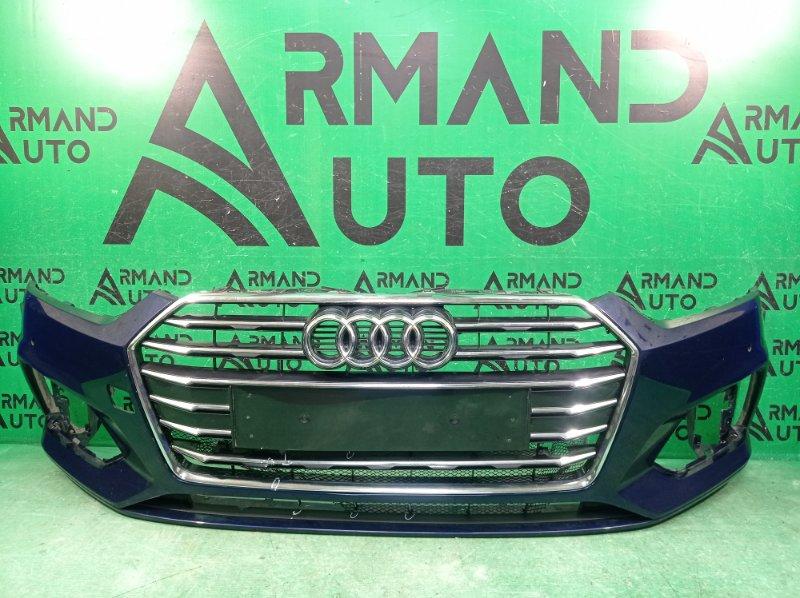 Бампер Audi A5 F5 B9 2016 передний (б/у)