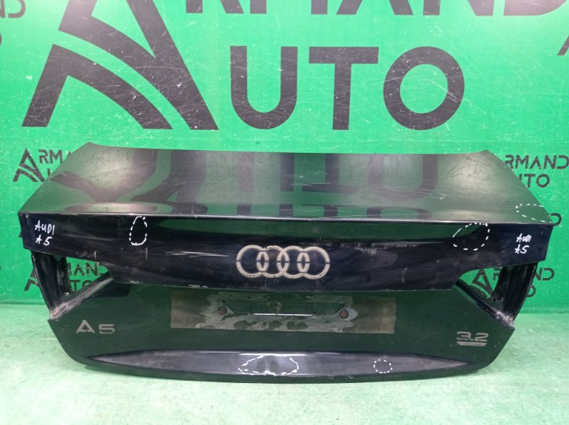 Крышка багажника Audi A5 8T 2007 (б/у)
