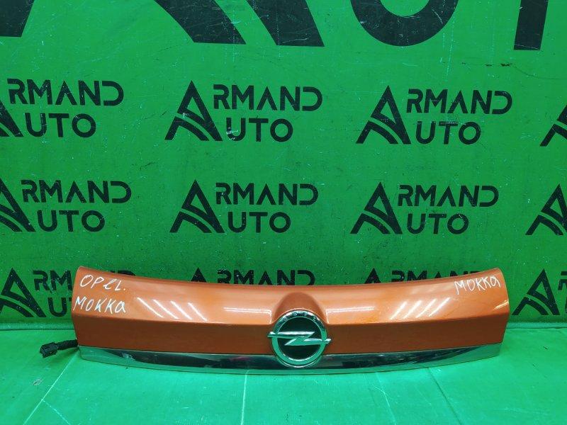 Накладка двери багажника Opel Mokka 2012 (б/у)