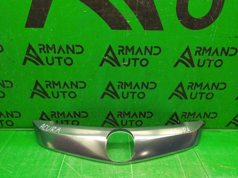 Накладка решетки радиатора Acura Mdx 3 2013 (б/у)