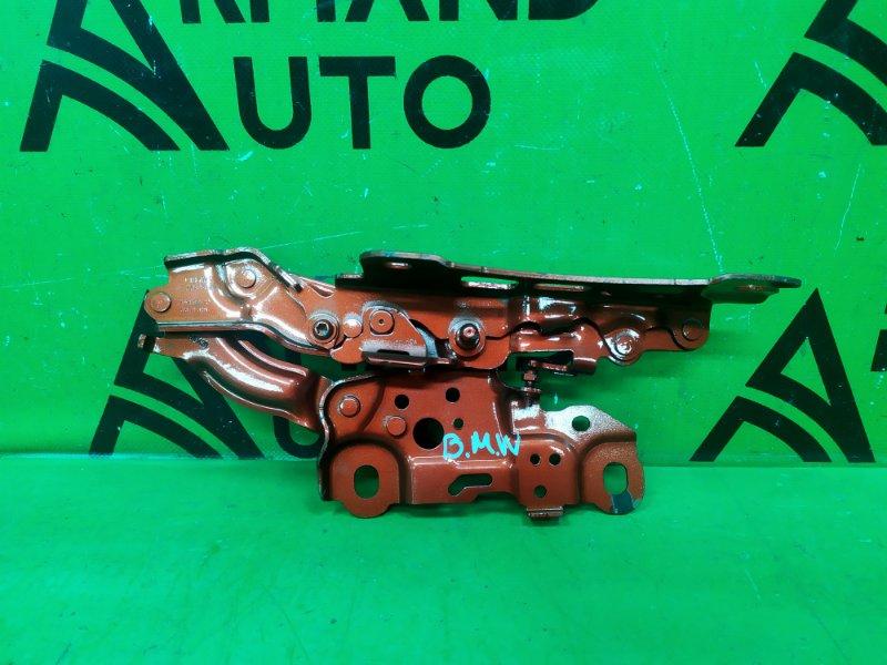 Петля капота Bmw 1 F20 F21 2011 правая (б/у)