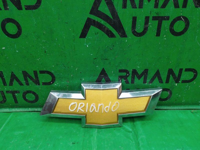 Эмблема Chevrolet Orlando 2010 (б/у)