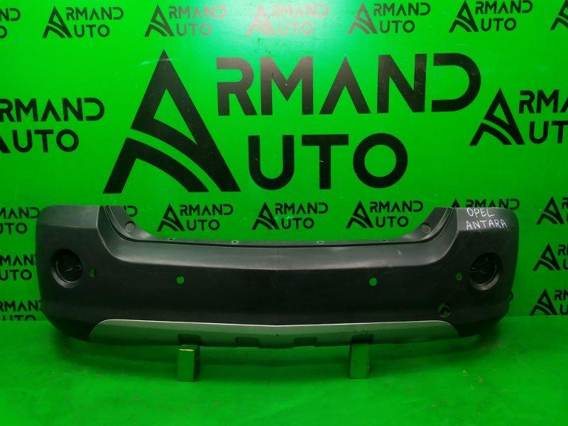Бампер Opel Antara 1 2006 задний (б/у)