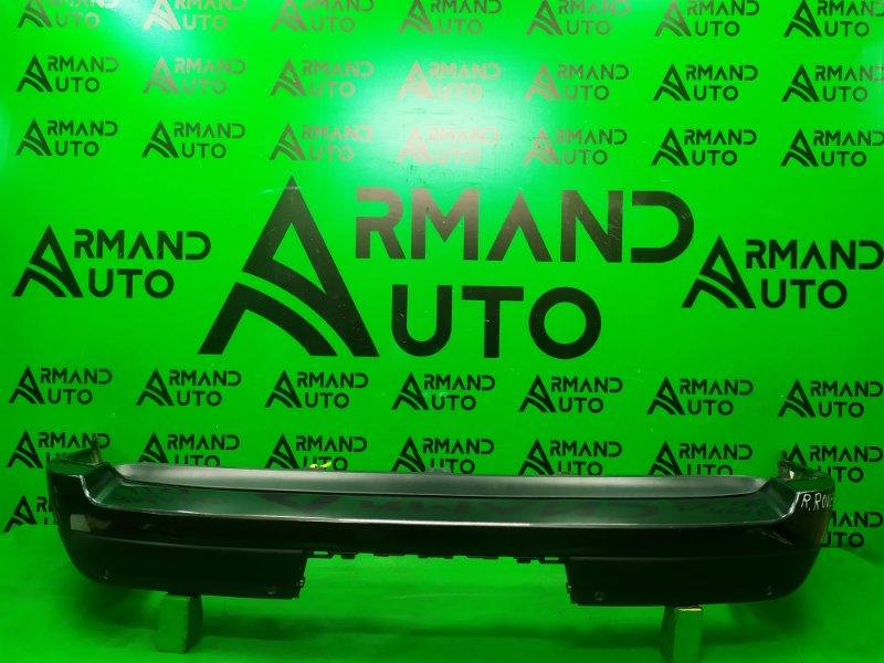 Бампер Land Rover Range Rover Vogue 4 2013 задний (б/у)