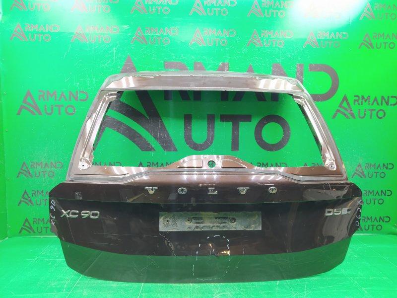 Дверь багажника Volvo Xc90 2 2014 (б/у)