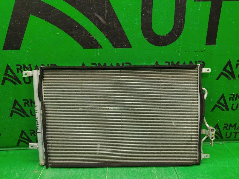 Радиатор кондиционера Haval H6 2014 (б/у)