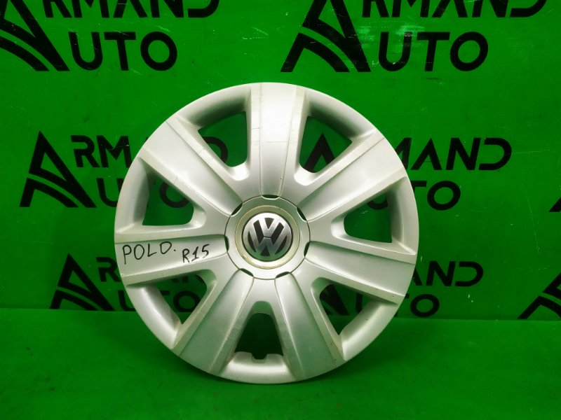 Колпак колесный r15 Volkswagen Polo 5 SEDAN 2010 (б/у)