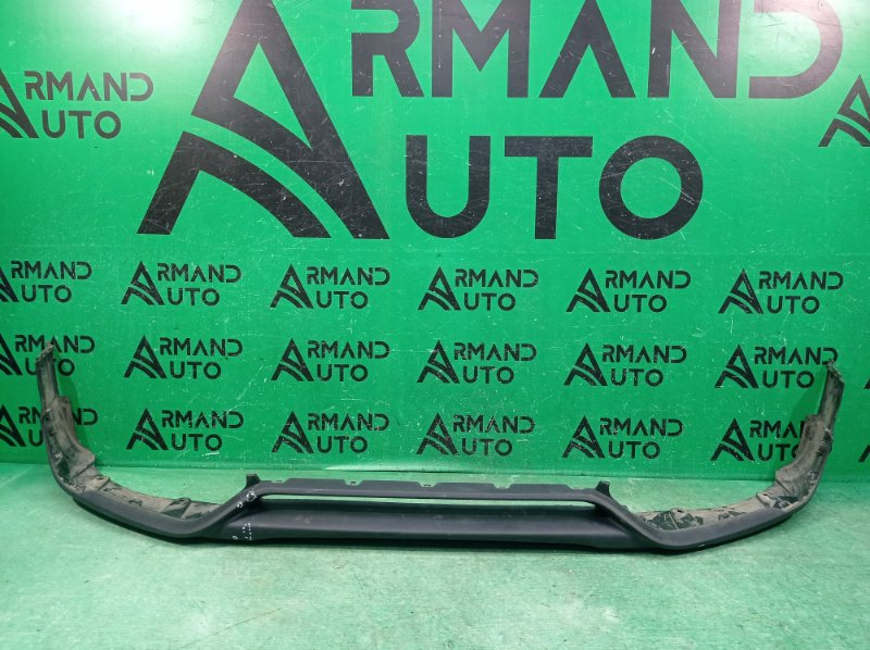 Юбка бампера Mini Countryman F60 2016 передняя (б/у)
