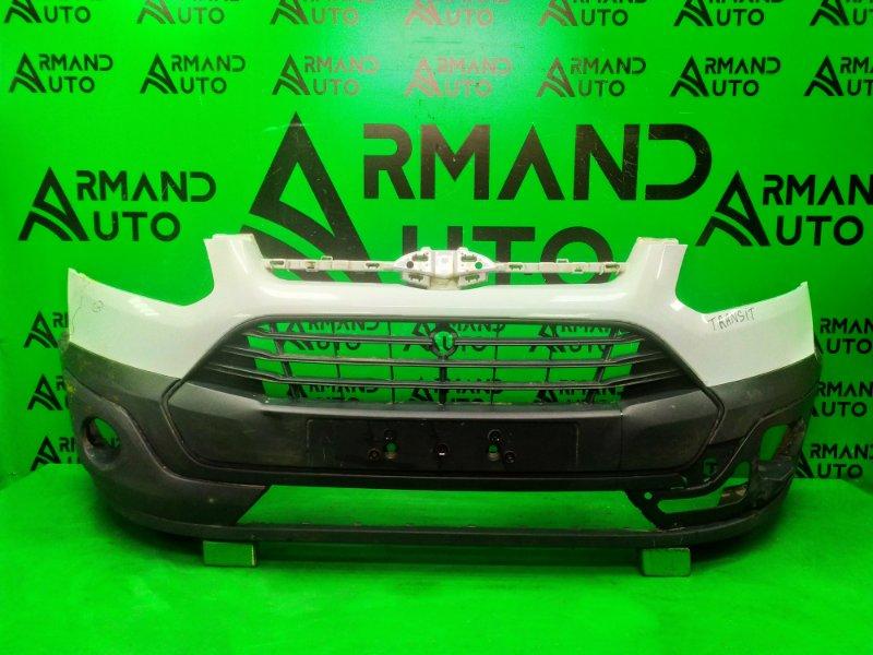 Бампер Ford Tourneo Custom 1 2012 передний (б/у)