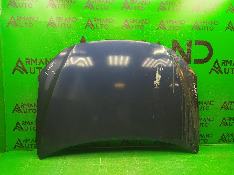 Капот Hyundai Elantra 6 2015 (б/у)
