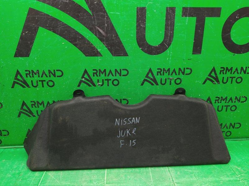 Обшивка багажника Nissan Juke YF15 2010 (б/у)