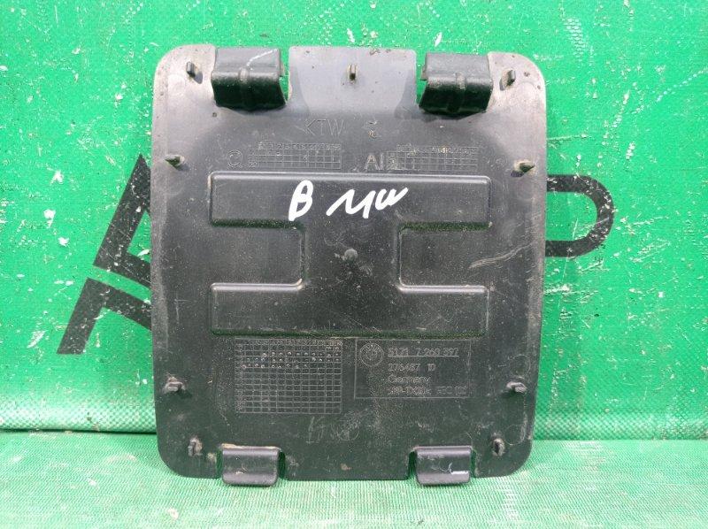 Заглушка подкрылка Bmw 1 F20 F21 2011 передняя левая (б/у)