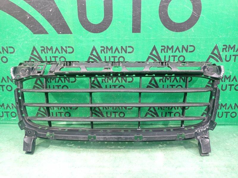 Решетка радиатора Porsche Cayenne 958 2014 (б/у)