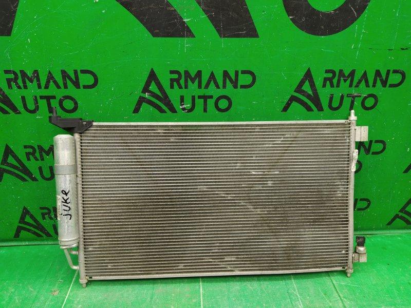 Радиатор кондиционера Nissan Juke YF15 YF15 (б/у)