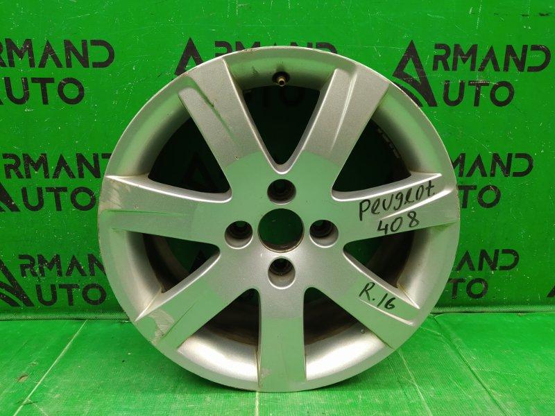 Диск r16 Peugeot 408 1 2012 (б/у)