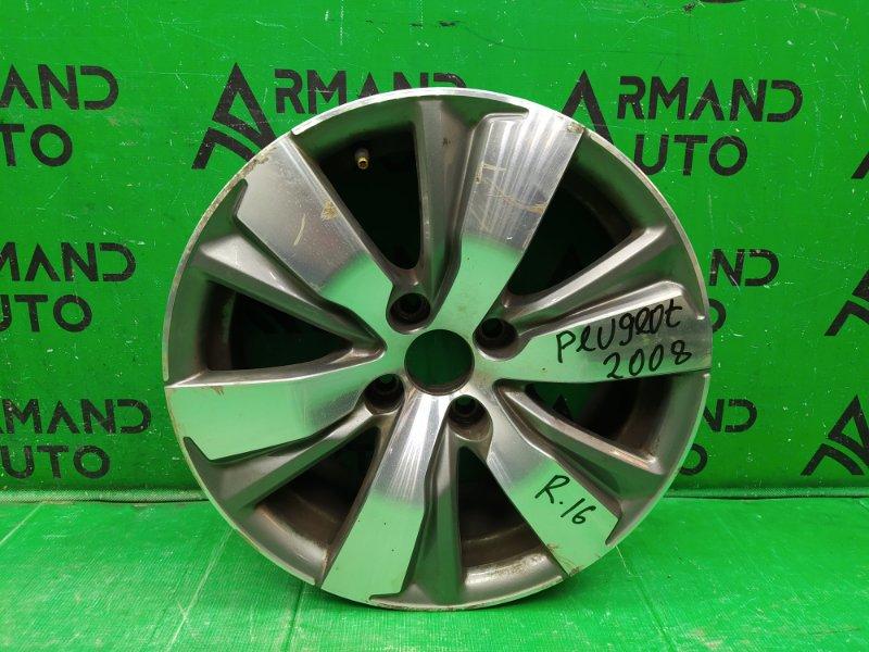 Диск r16 Peugeot 2008 1 2013 (б/у)