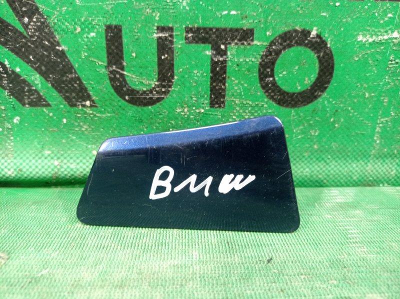 Заглушка бампера Bmw X4 F26 2014 передняя правая (б/у)