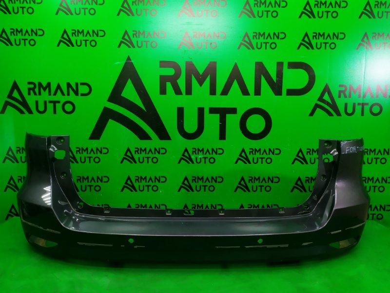 Бампер Toyota Fortuner 2 2015 задний (б/у)