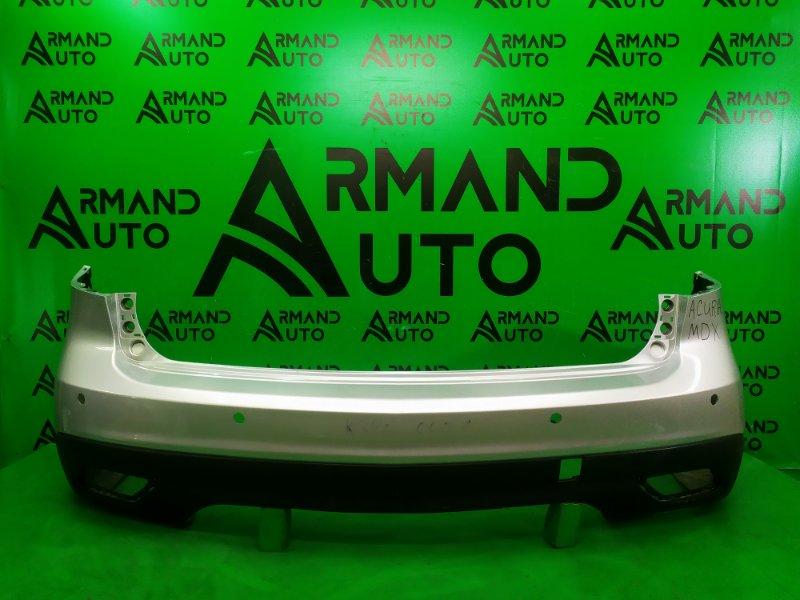 Бампер Acura Mdx 3 2013 задний (б/у)