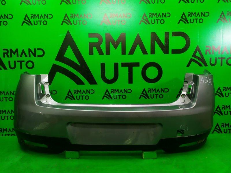 Бампер Peugeot 4008 1 2012 задний (б/у)