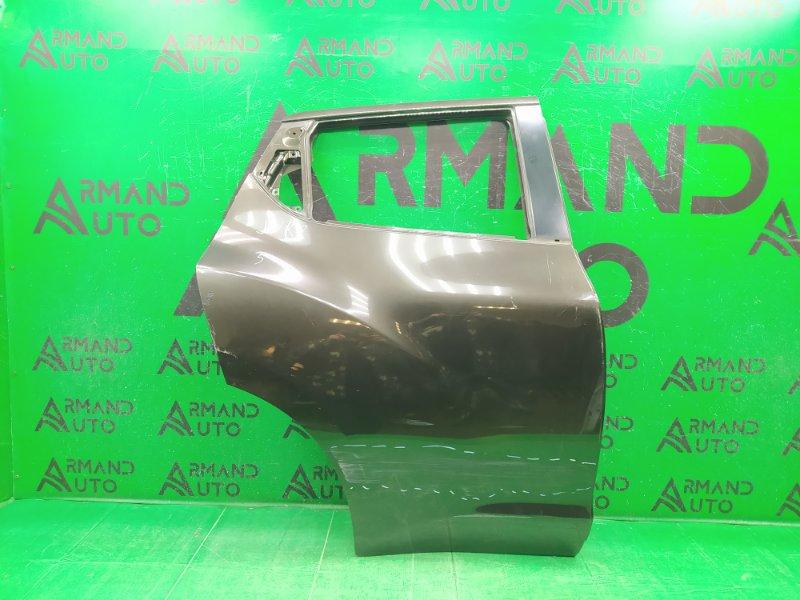 Дверь Nissan Juke YF15 2010 задняя правая (б/у)