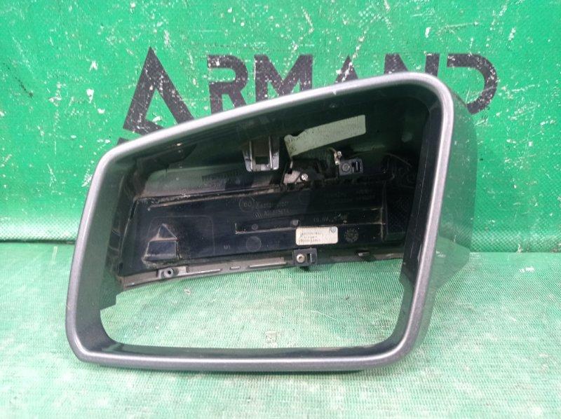 Крышка зеркала Mercedes E W212 2009 левая (б/у)