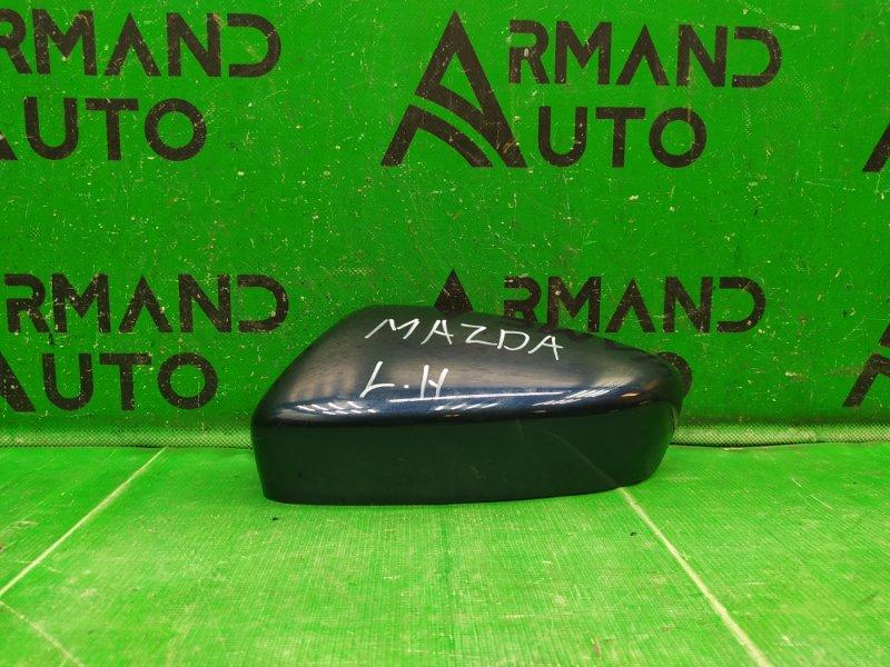 Корпус зеркала Mazda 6 GJ 2012 левый (б/у)