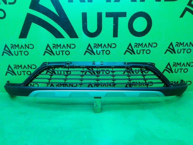 Юбка бампера Renault Arkana 1 2019 передняя (б/у)