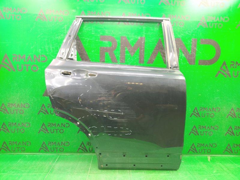 Дверь Honda Cr-V 5 2015 задняя правая (б/у)