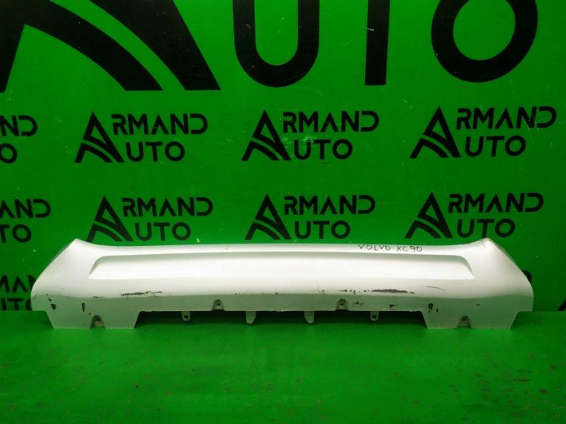 Накладка бампера Volvo Xc90 2 2014 передняя (б/у)
