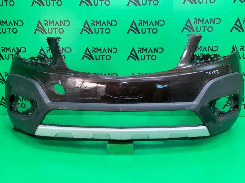 Бампер Opel Mokka 1 2012 передний (б/у)