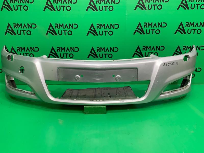 Бампер Opel Astra H РЕСТАЙЛИНГ 2009 передний (б/у)