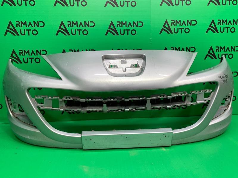 Бампер Peugeot 207 РЕСТАЙЛИНГ 2009 передний (б/у)