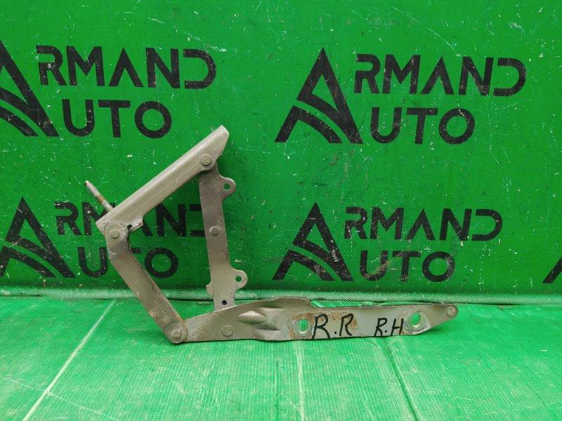 Петли капота Land Rover Discovery 3 2004 левые (б/у)