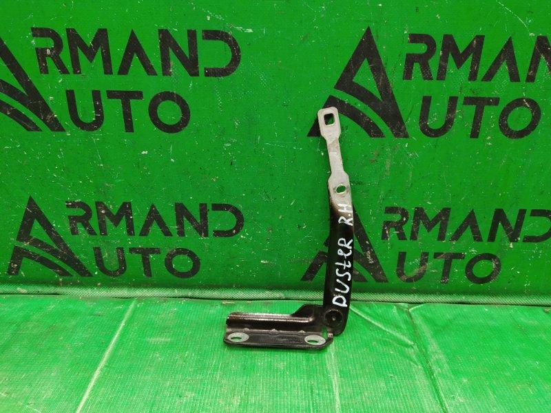 Петли капота Renault Duster 2010 правые (б/у)