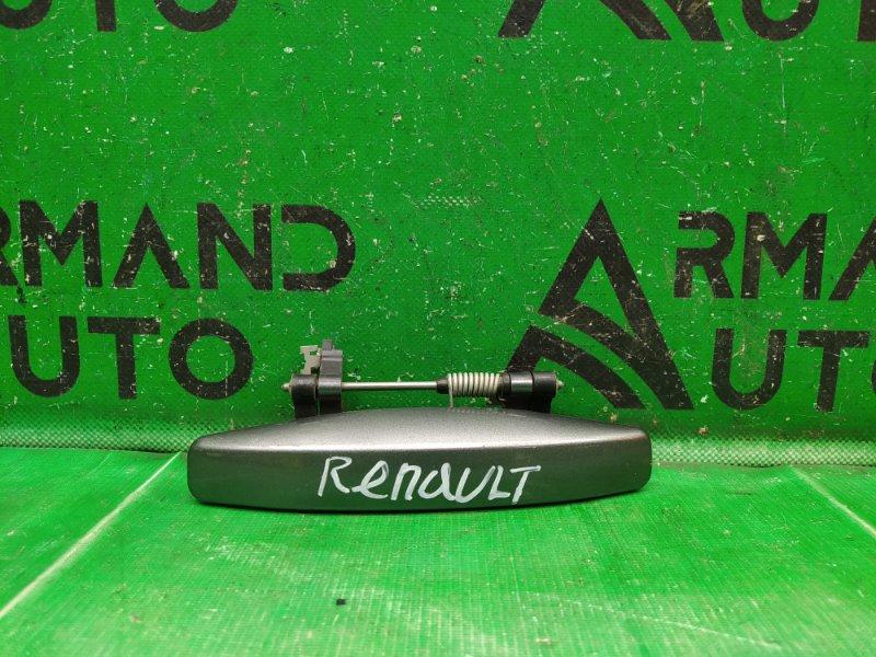 Ручка двери Renault Duster 2010 передняя правая (б/у)