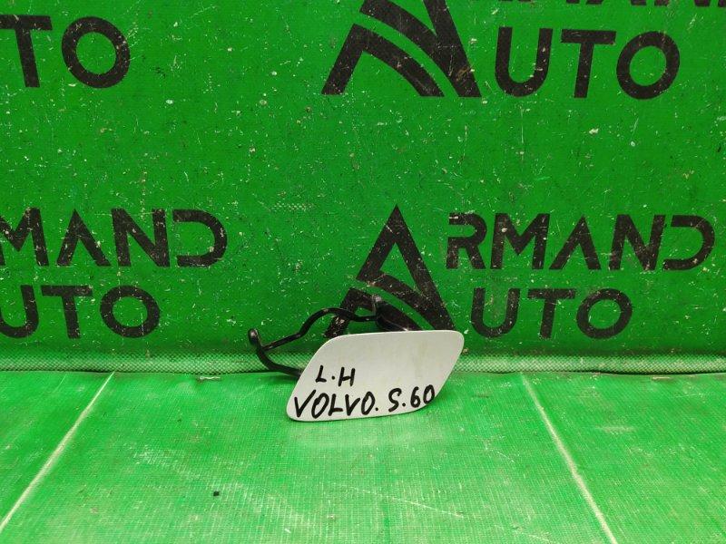 Крышка форсунки омывателя Volvo S60 2 РЕСТАЙЛИНГ 2013 левая (б/у)