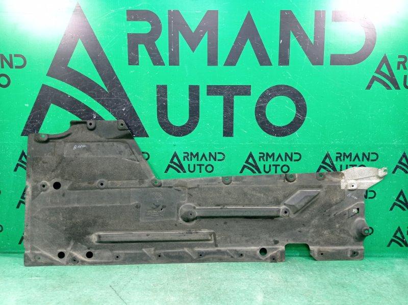 Облицовка днища кузова Bmw 1 F20 F21 2011 правая (б/у)